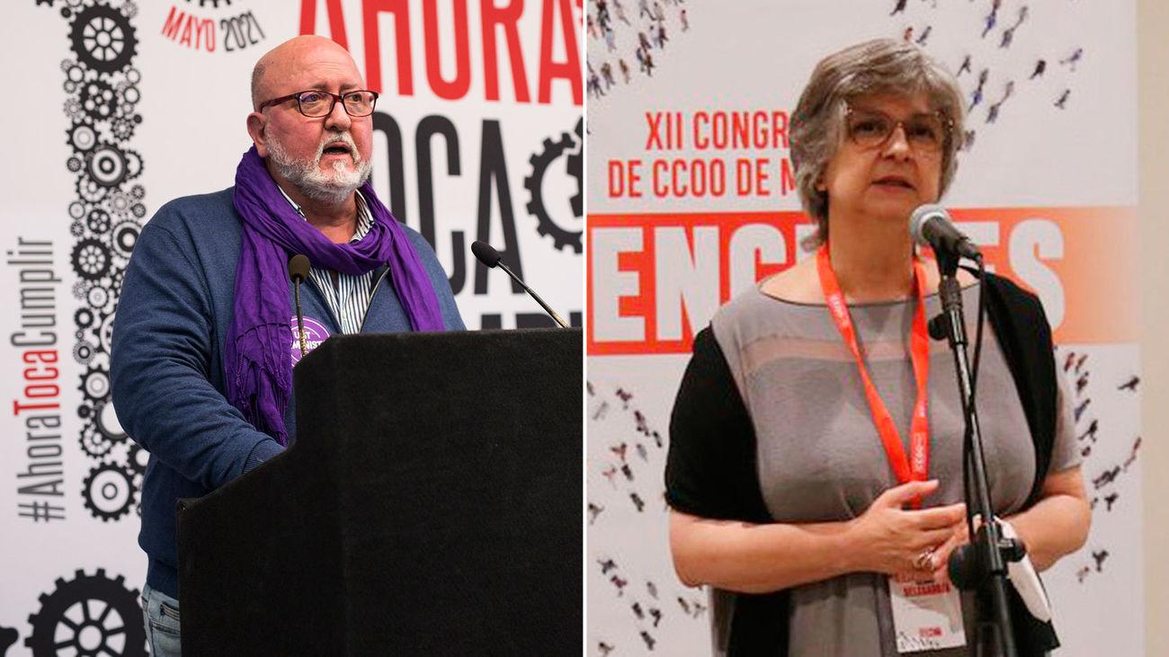 """CCOO y UGT pronostican un """"otoño caliente"""" en el diálogo social de la Comunidad de Madrid"""