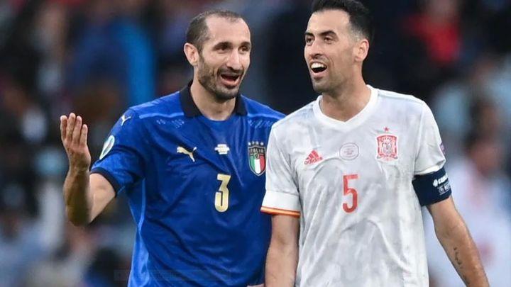 España busca ante Italia su primera Liga de las Naciones