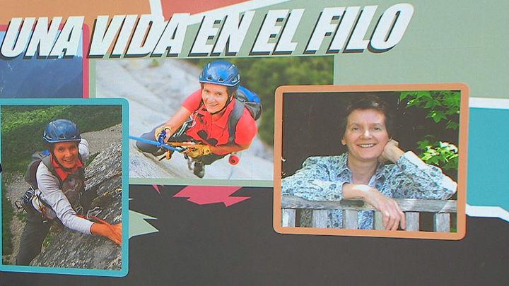 La gesta de Dierdre Wolownick, una escaladora de 70 años