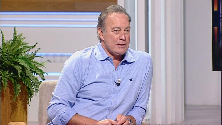 Bertín Osborne detalla en Buenos Días el contenido de su nuevo programa en Telemadrid
