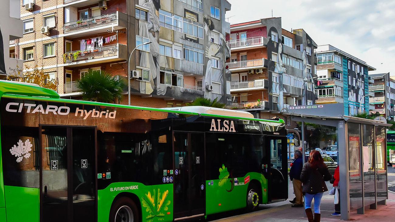 El Parque Cataluña y Juncal, en Torrejón de Ardoz, más conectados por autobús desde este viernes