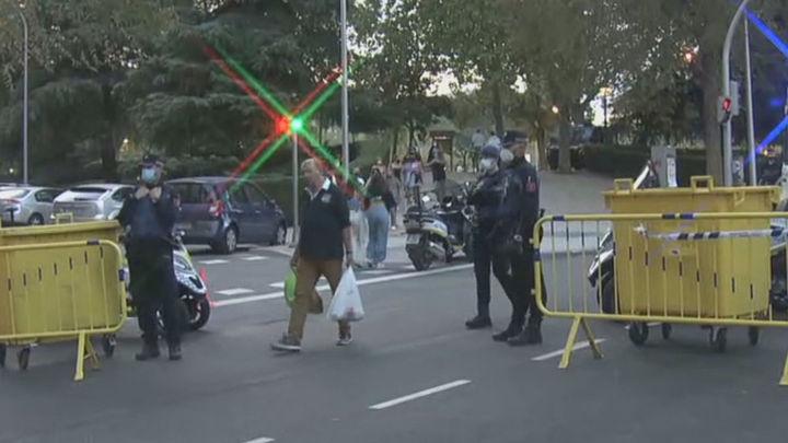 Dispositivo especial antibotellón en el barrio del Pilar por las 'no' fiestas del puente