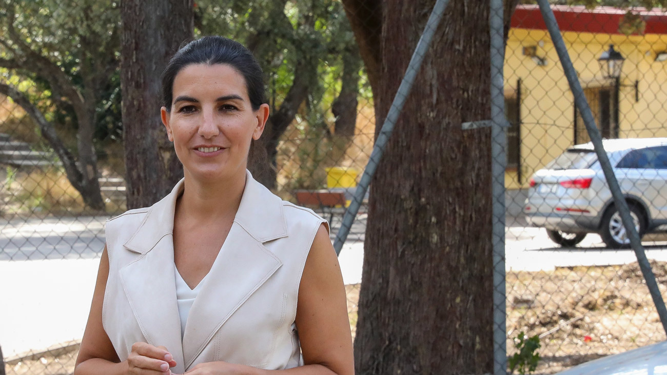 """Monasterio: """"Dedicamos 4.700 euros por mena en Madrid para que luego estén en los botellones apuñalando a los niños"""""""