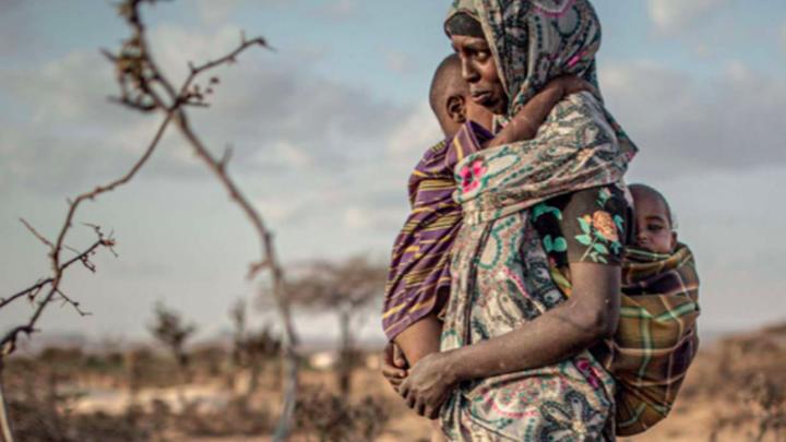 El calentamiento de la Tierra aumenta el número de desplazados desde las zonas más afectadas
