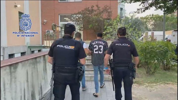 Golpe a las bandas latinas de Torrejón con los arrestos de 'Tupaski' y 'Peluche'