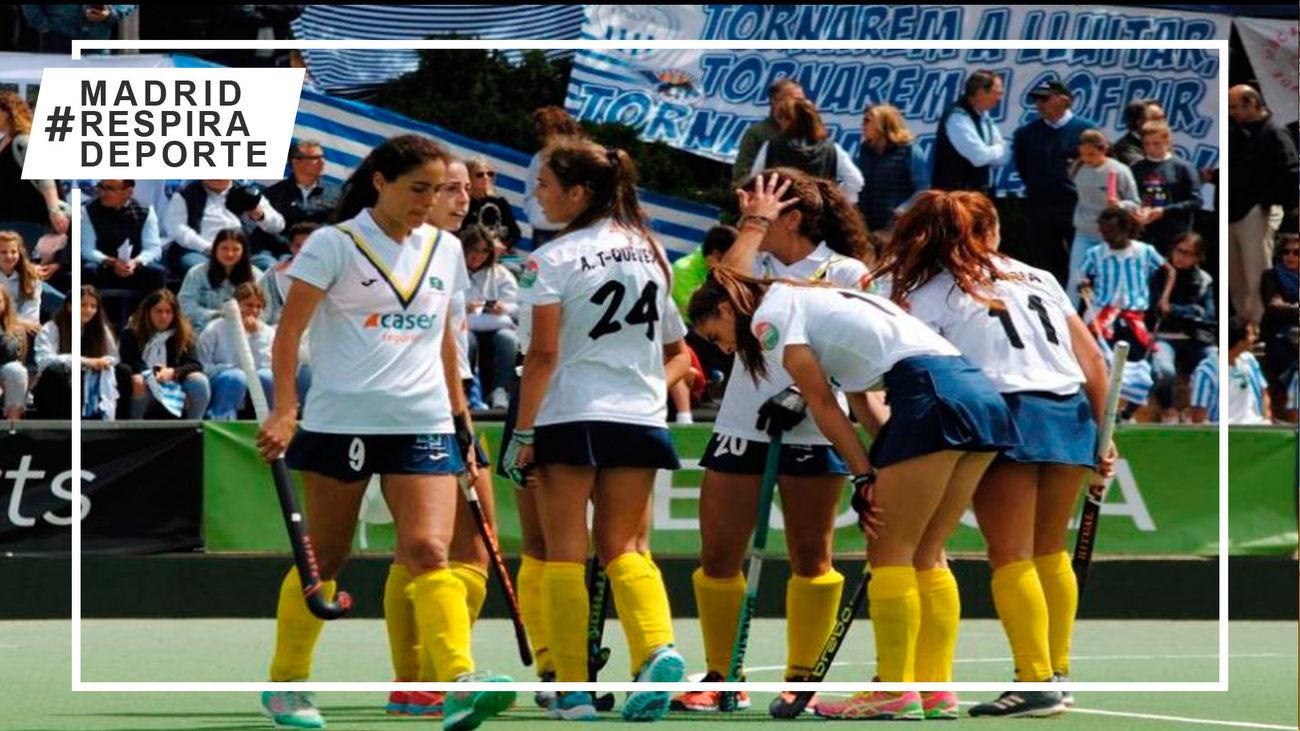 Club de Campo, nuevo líder de la liga femenina de hockey