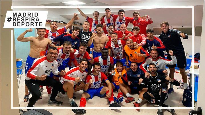 El Navalcarnero, a octavos de la Copa RFEF tras deshacerse del Villanovense