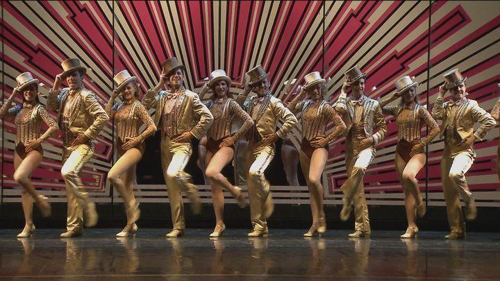 Antonio Banderas presenta 'A chorus line' en Madrid