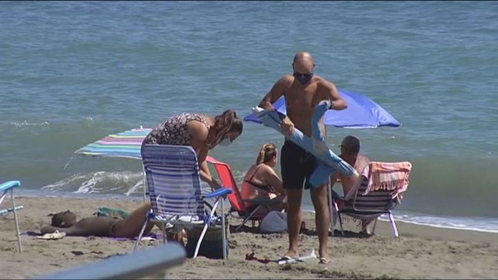 El turismo mejora pero aún no alcanza los niveles prepandemia