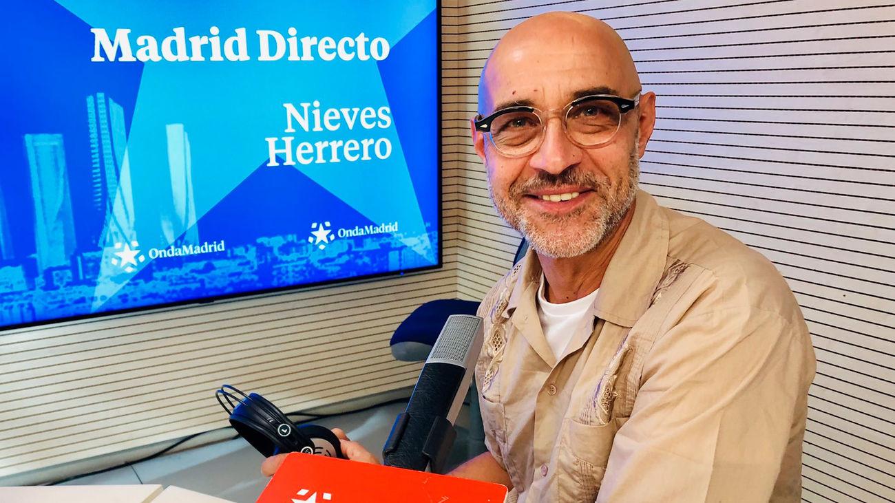 """Ramiro Blas protagoniza 'OPAlalá': """"Jugar a ser malo es muy tentador"""""""