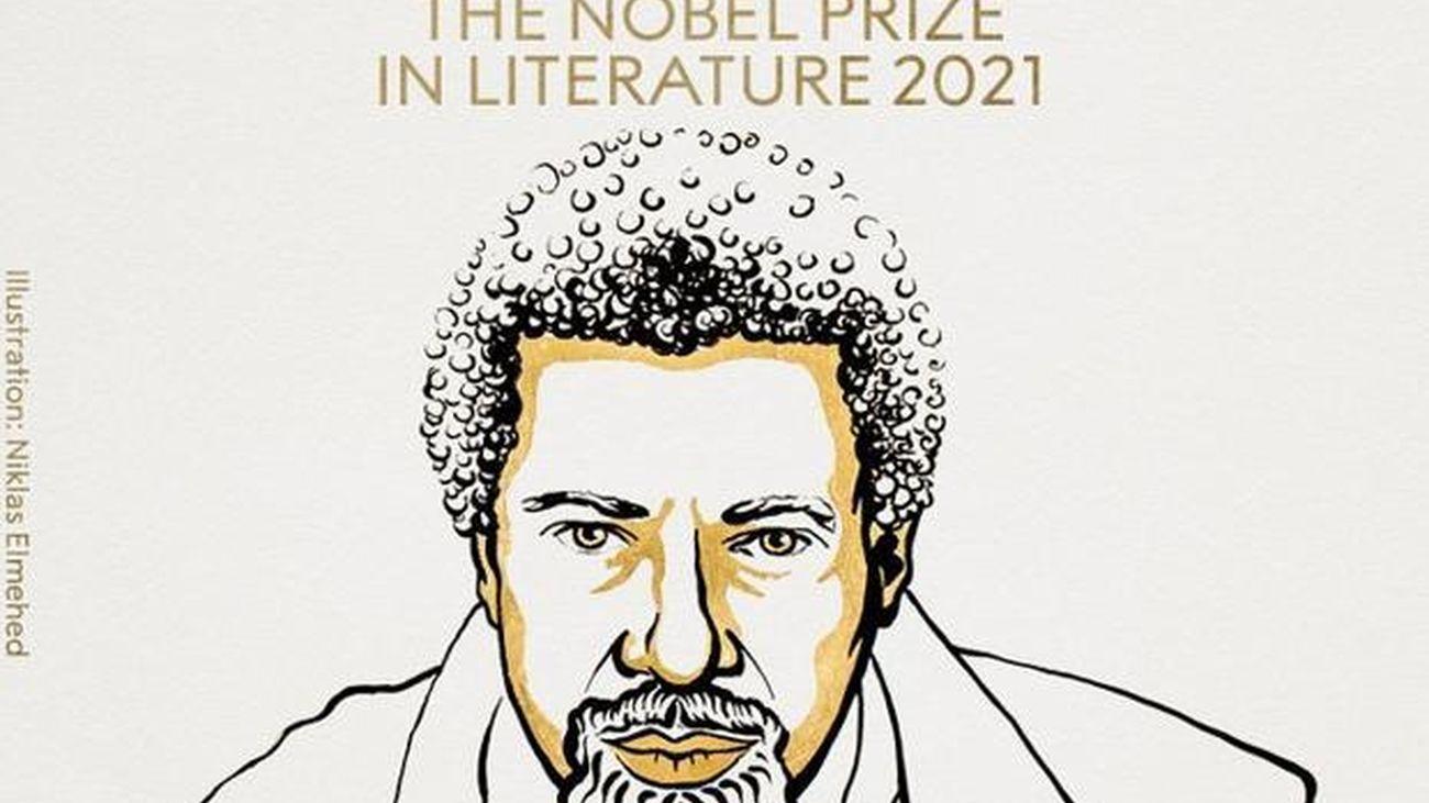 El escritor tanzano Abdulrazak Gurnah, Premio Nobel de Literatura de 2021