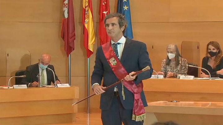 Aitor Retolaza, de Ciudadanos, nuevo alcalde de Alcobendas