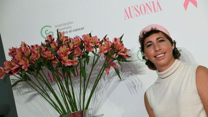 Carla Suárez se suma a la campaña para luchar contra el cáncer de mama