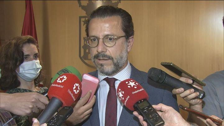 """Lasquetty advierte que la subida del gasto """"lleva a España a la ruina"""""""