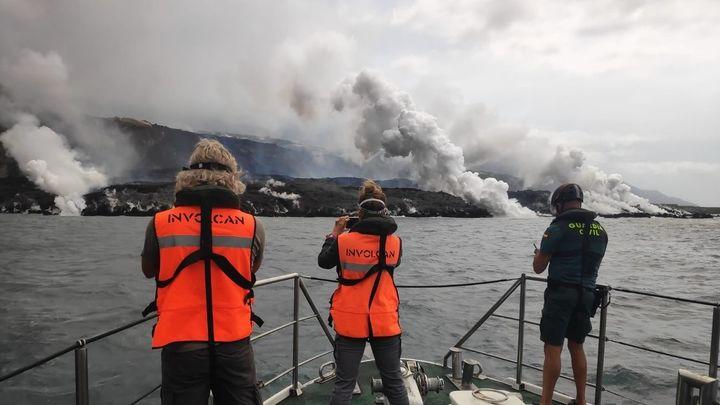 La Palma registra el terremoto más intenso desde el inicio de las erupciones volcánicas