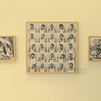 'Conectados', la exposición fotográfica de Félix Valiente con retratos de famosos a través de videollamadas