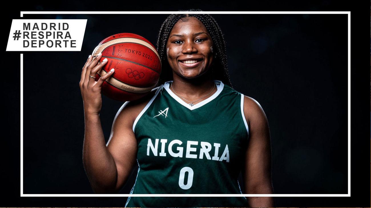 Amy Okonkwo llega al Baloncesto Leganés