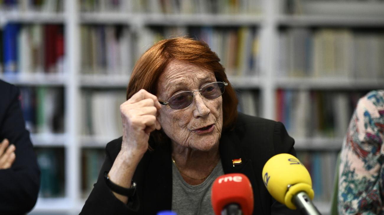 Getafe Negro concede a Rosa Regás el premio José Luis Sampedro 2021