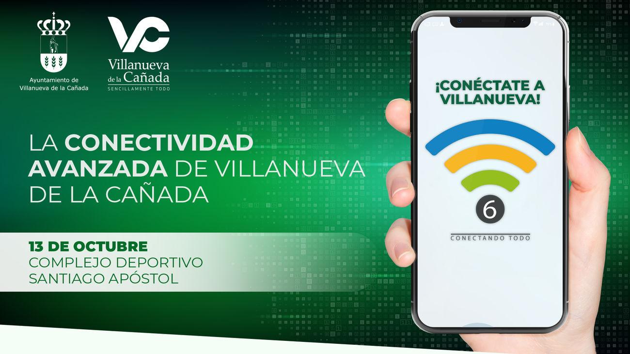 Villanueva de la Cañada tendrá la primera red pública municipal de WiFi 6 de España