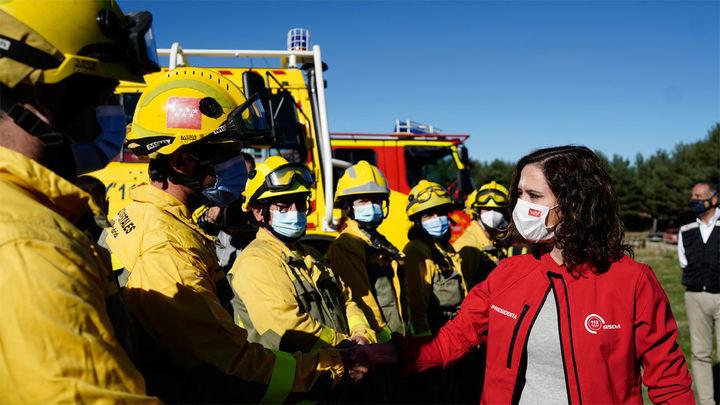 La Comunidad de Madrid cierra su mejor campaña de incendios en los últimos 10 años