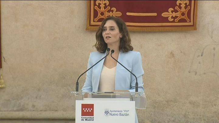Díaz Ayuso felicita a Nuevo Baztán por su inclusión entre los Pueblos más Bonitos de España