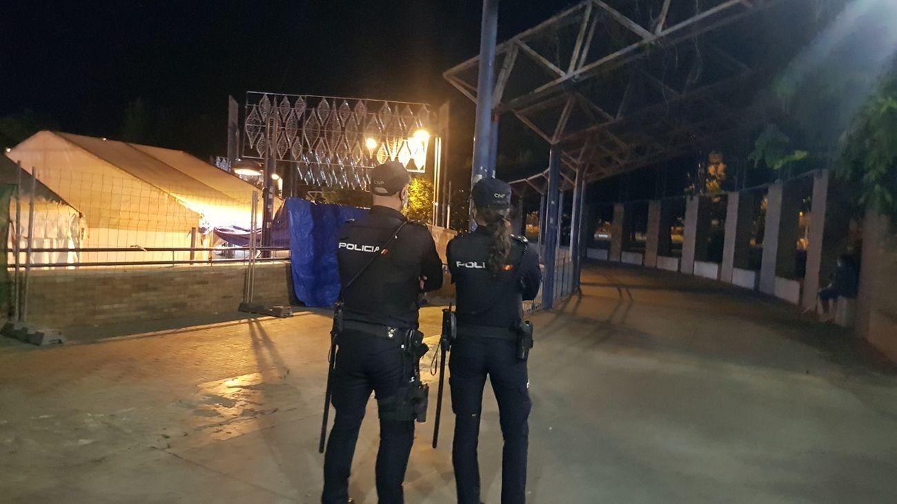 Fiestas de San Nicasio en Leganés con un gran despliegue de seguridad