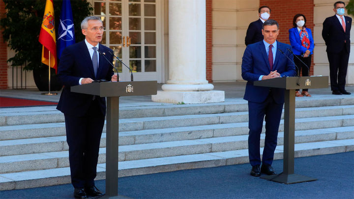 Sánchez confirma que la Cumbre de la OTAN será el  29 y 30 de junio en Madrid