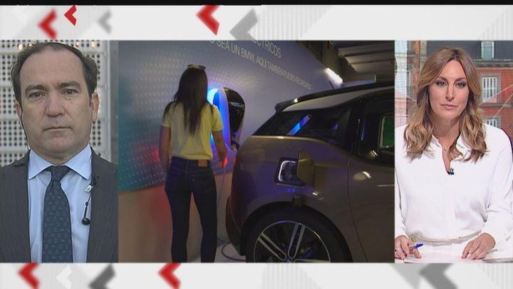 Lo que debes saber para pedir ayudas en Madrid capital para comprar un coche eléctrico