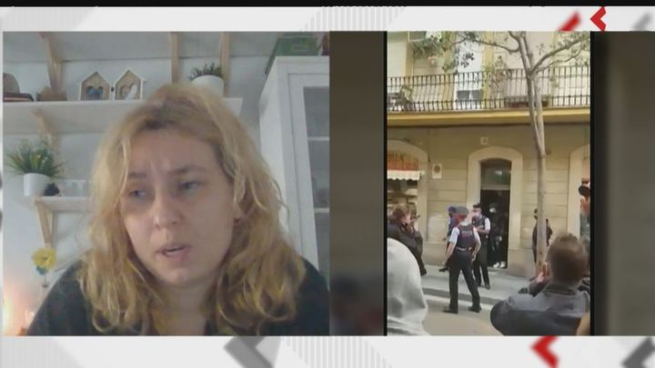 'Okupan' la casa de una anciana ingresada con un cáncer terminal en un hospital de Barcelona