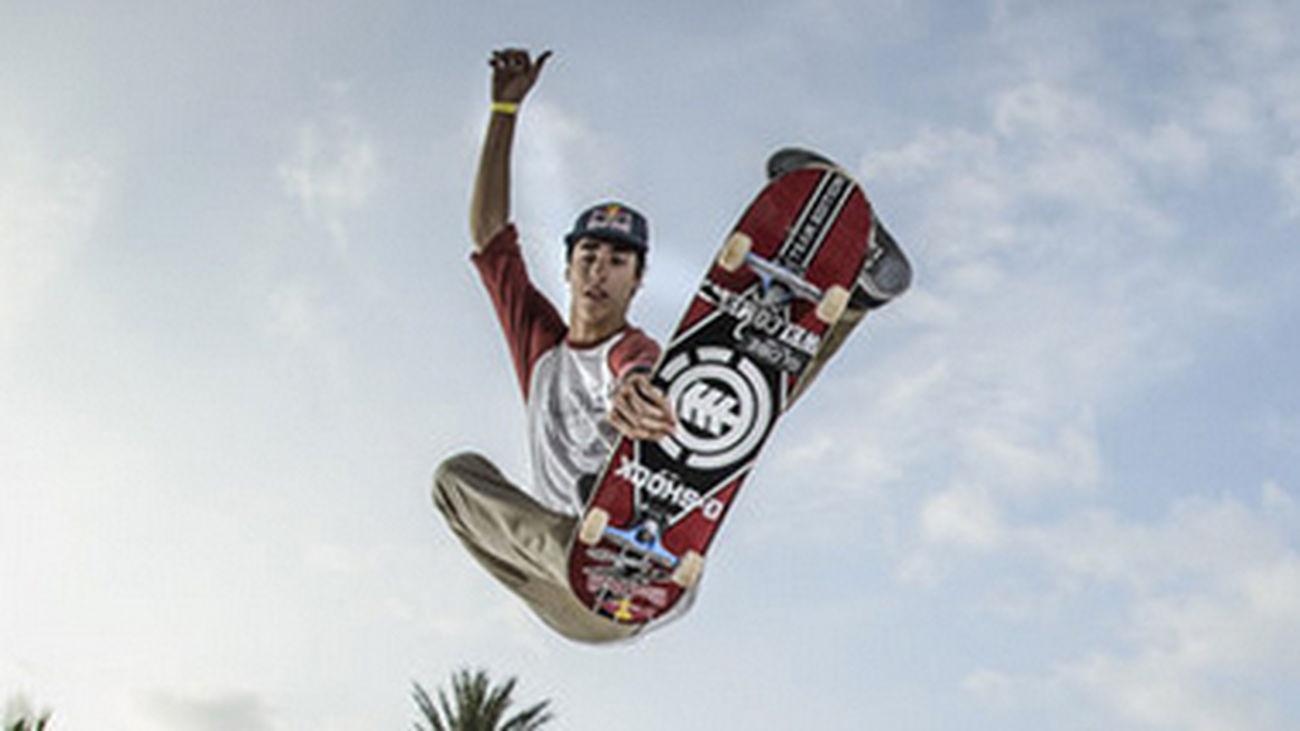 """Danny León: """"Gracias al skate, conocí al rey Juan Carlos"""""""