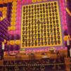Vuelve el altar más colorido de la capital a la Casa de México