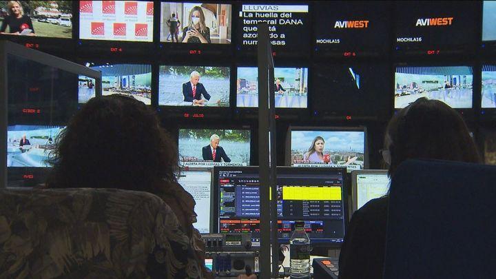 Máster de Gestión Televisiva de Telemadrid y la Universidad Complutense
