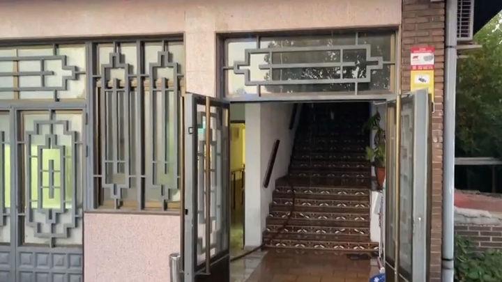 Francisca, de 83 años, víctima mortal del incendio de la residencia de Navas del Rey