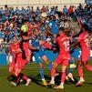 2-1. Sotillos premia la intensidad del Fuenlabrada en el derbi ante el Leganés