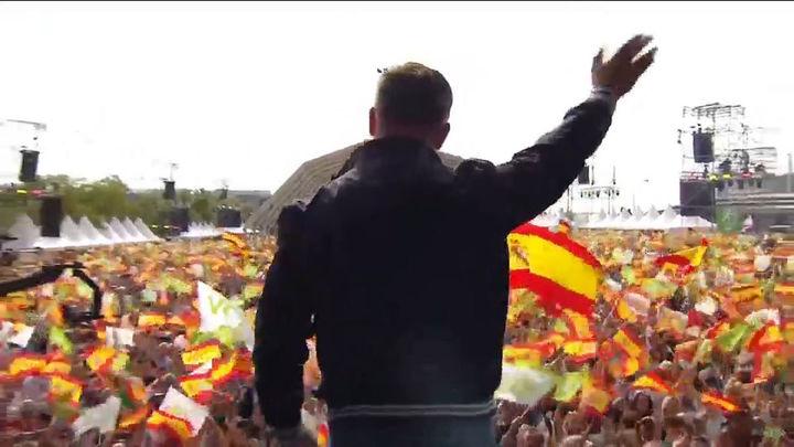 VOX presenta en IFEMA su decálogo contra la 'Agenda 2030', asentado en la unidad de España