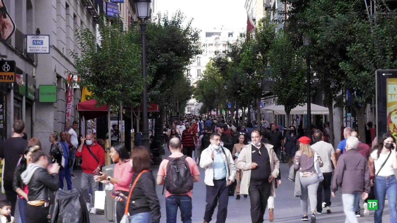 Mi Cámara y Yo recorre las calles de un Madrid que vuelve a resurgir tras las restricciones