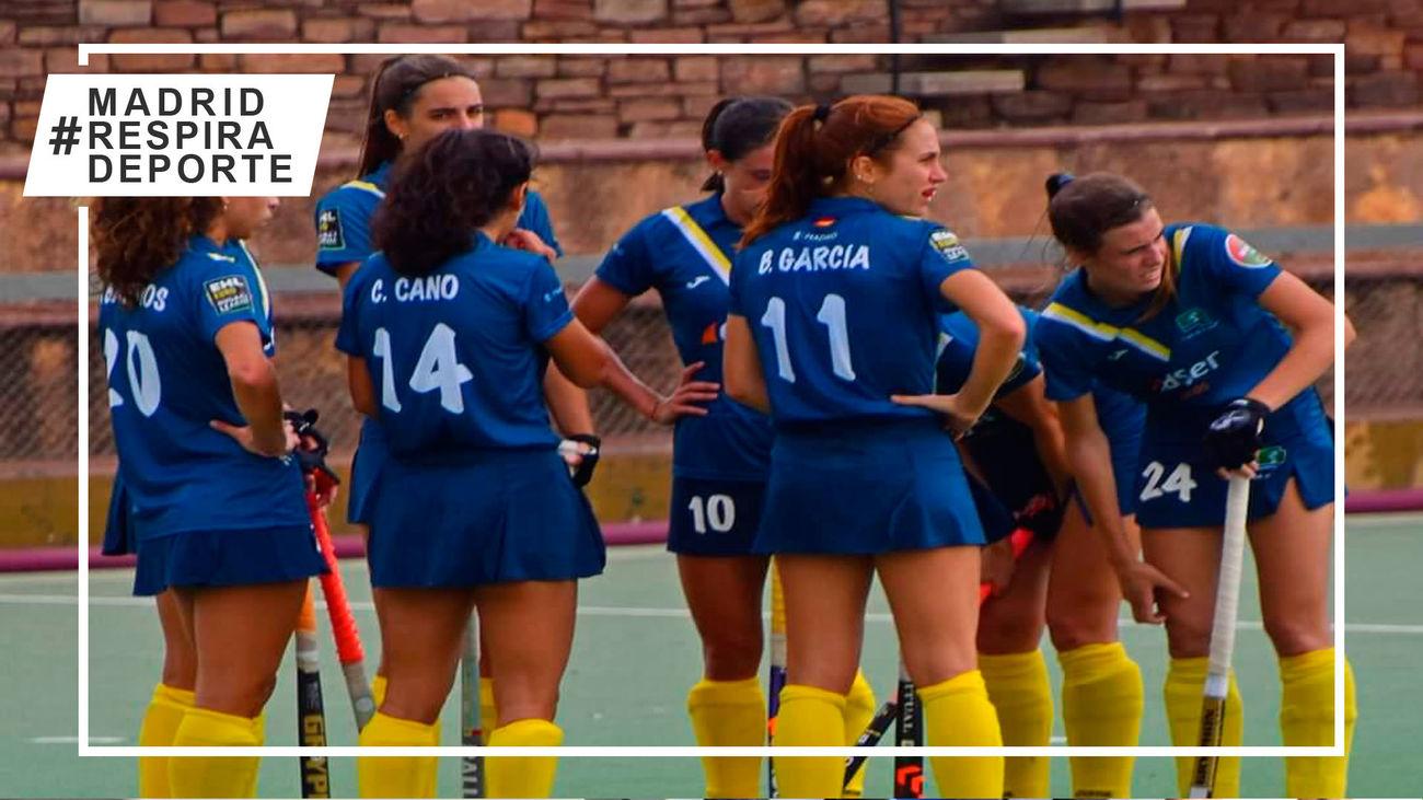 Club de Campo continúa al frente de la liga femenina de hockey
