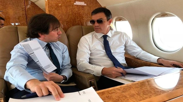 La Audiencia Nacional obligará al Gobierno a detallar los gastos de los viajes  personales de Sánchez en Falcon o en helicóptero