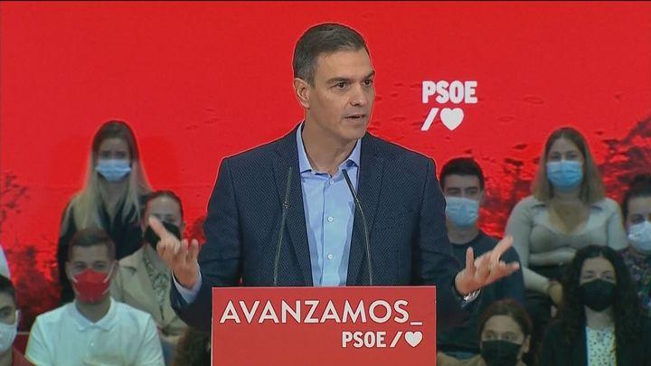 Sánchez reafirma su intención de descentralizar de Madrid instituciones del Estado