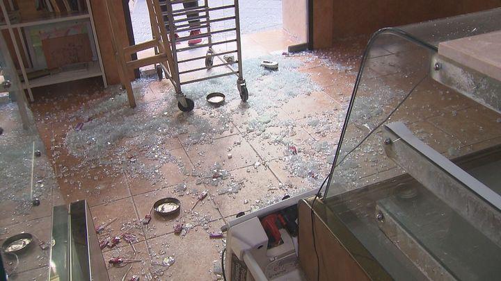 Numerosos afectados por los actos vandálicos de Parque del Oeste