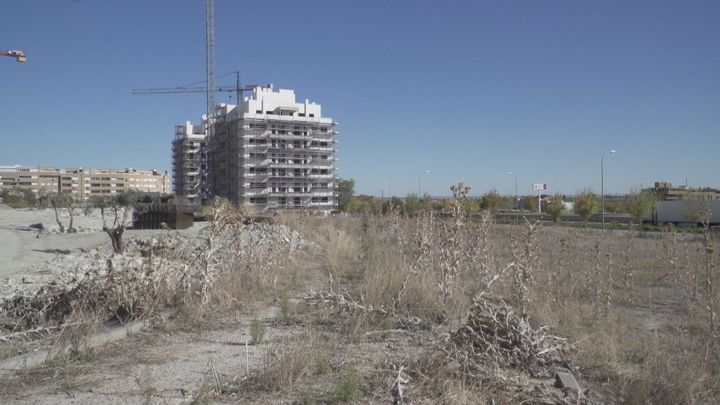 Los vecinos del barrio de El Hospital de Valdemoro se sienten olvidados