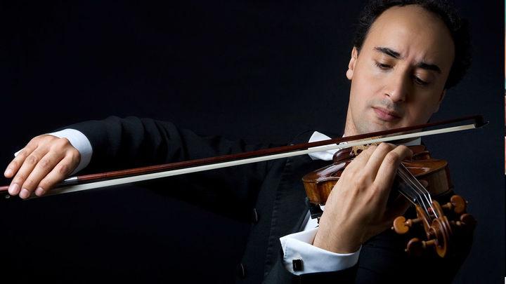 El violinista Mario Hossen llega a Madrid junto a la London Philharmonic Orchestra