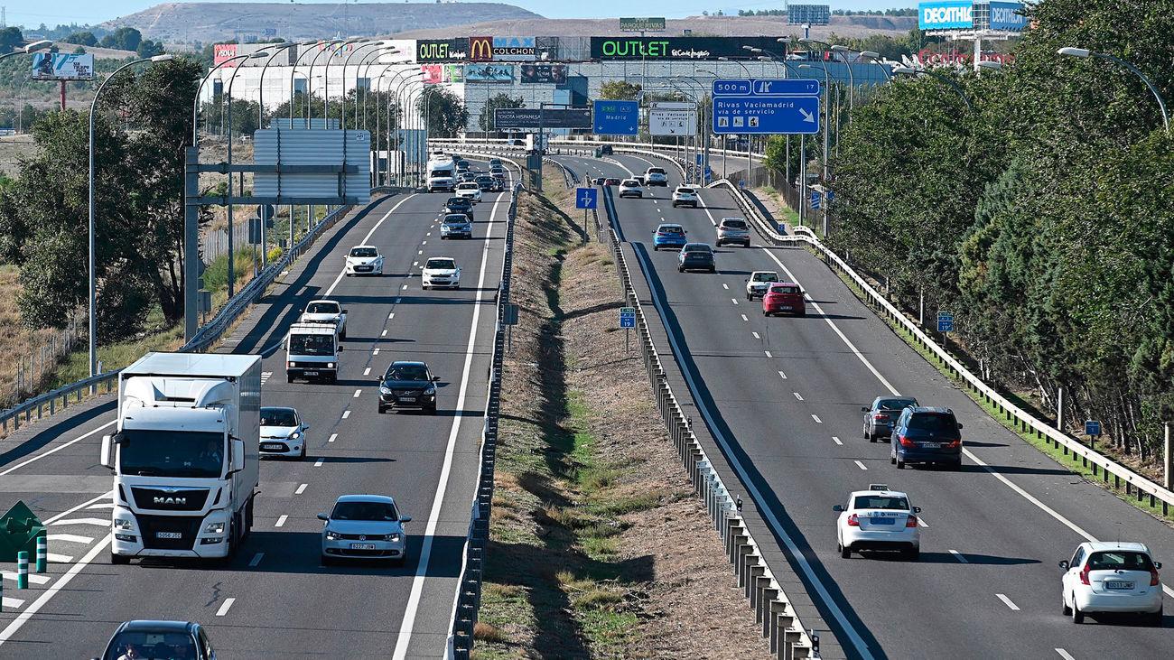 Diecisiete fallecidos en las carreteras en el puente del Pilar
