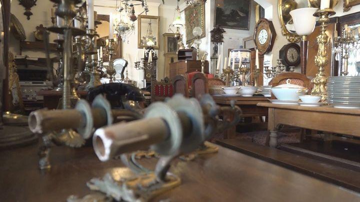 La tienda de antigüedades más veterana de Europa