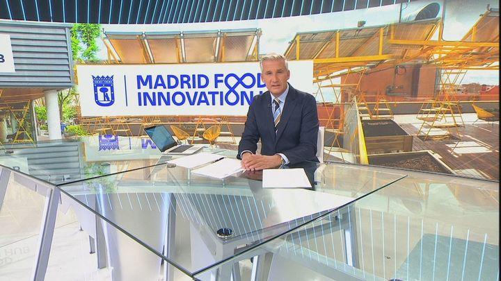 Almeida y Villacís inauguran Madrid Food Innovation Hub