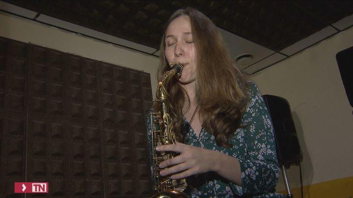Belén Martín, una madrileña para abrir Fémina Jazz