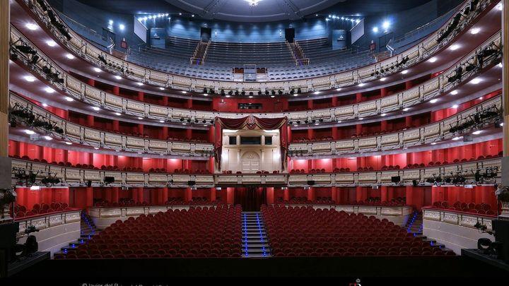 El Teatro Real cancela el estreno del centenario Antonio Ruiz Soler por huelga
