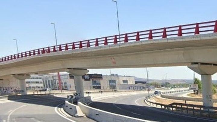 Aprobadas las obras de emergencia del puente de acceso a Alcalá sobre la carretera M-300