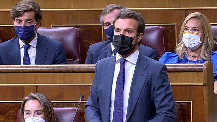 Casado ofrece a Sánchez renovar ya los órganos constitucionales pendientes al margen del CGPJ