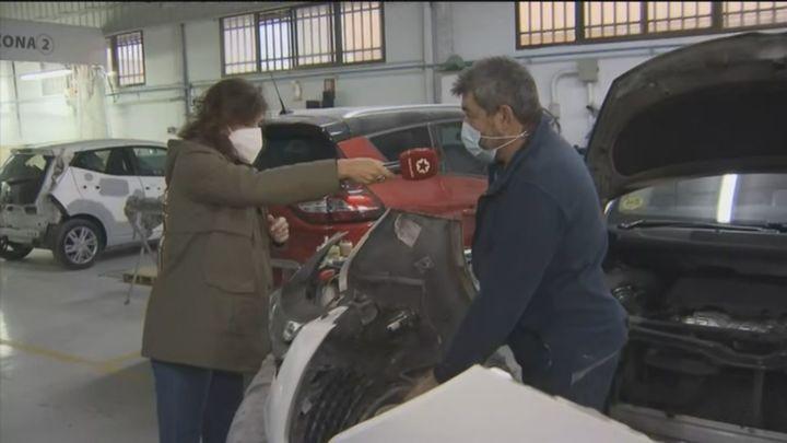 Llamada de socorro de los talleres mecánicos de Madrid